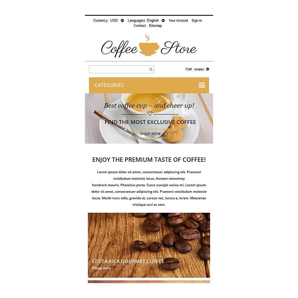 theme - Eten & Restaurant - Coffee Shop - 8
