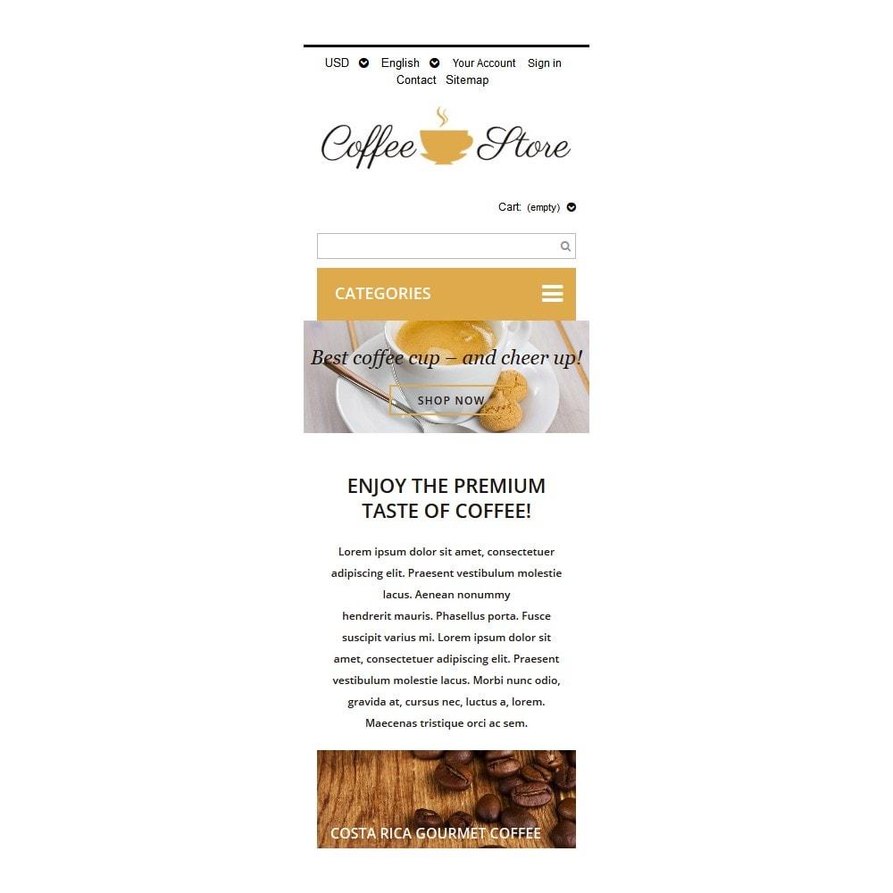 theme - Food & Restaurant - Coffee Shop - 9
