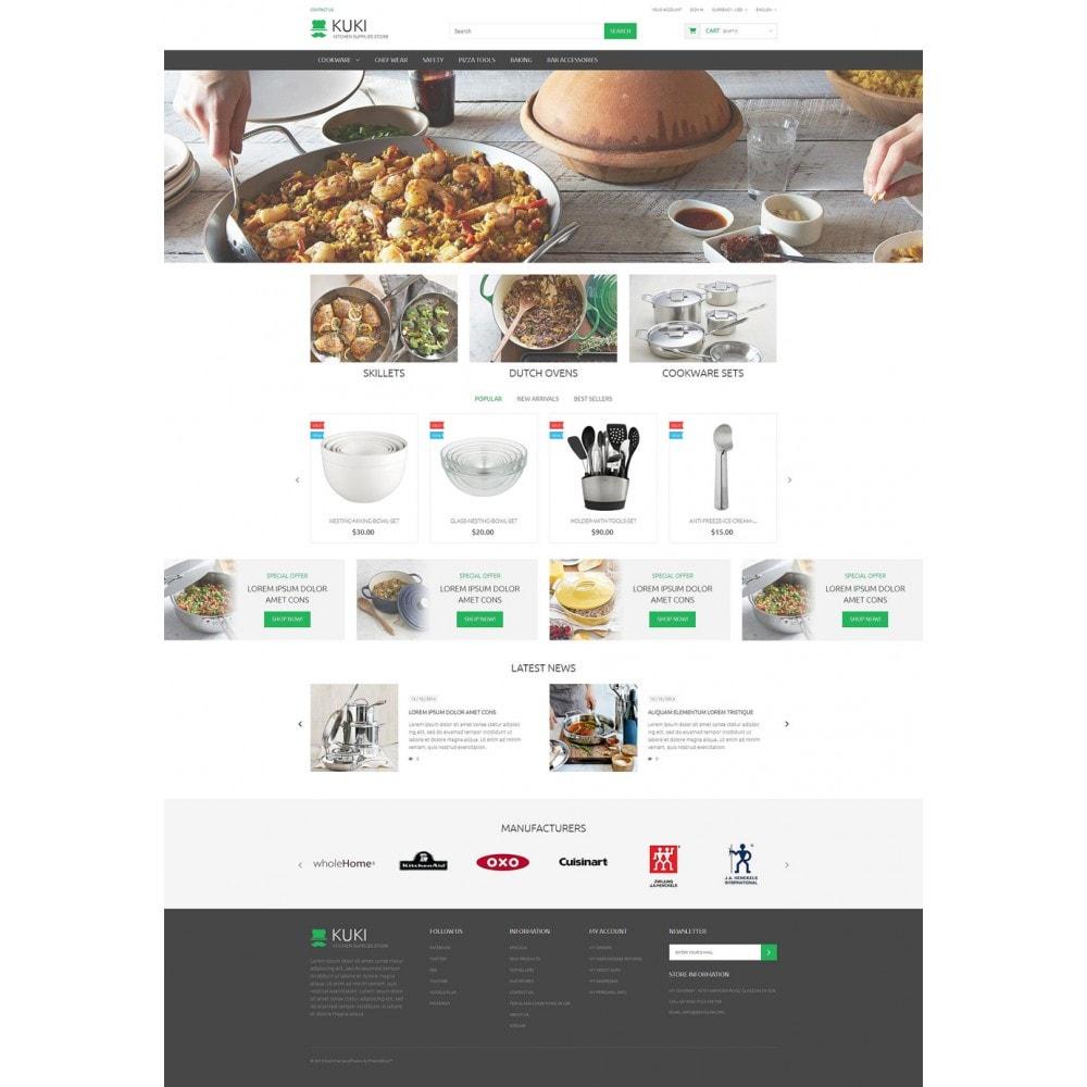 theme - Kultura & Sztuka - Kitchen Supplies Store - 2