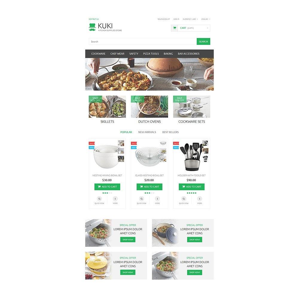 theme - Kultura & Sztuka - Kitchen Supplies Store - 7