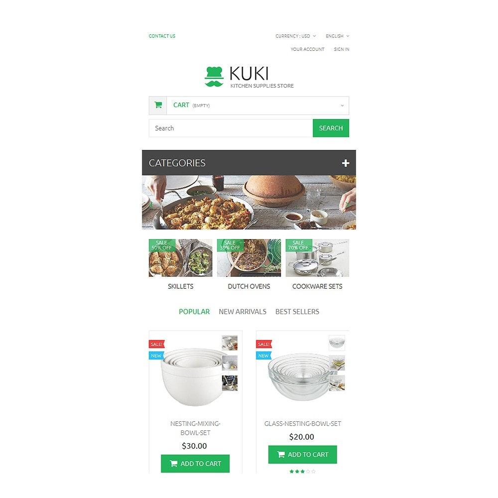 theme - Kultura & Sztuka - Kitchen Supplies Store - 8