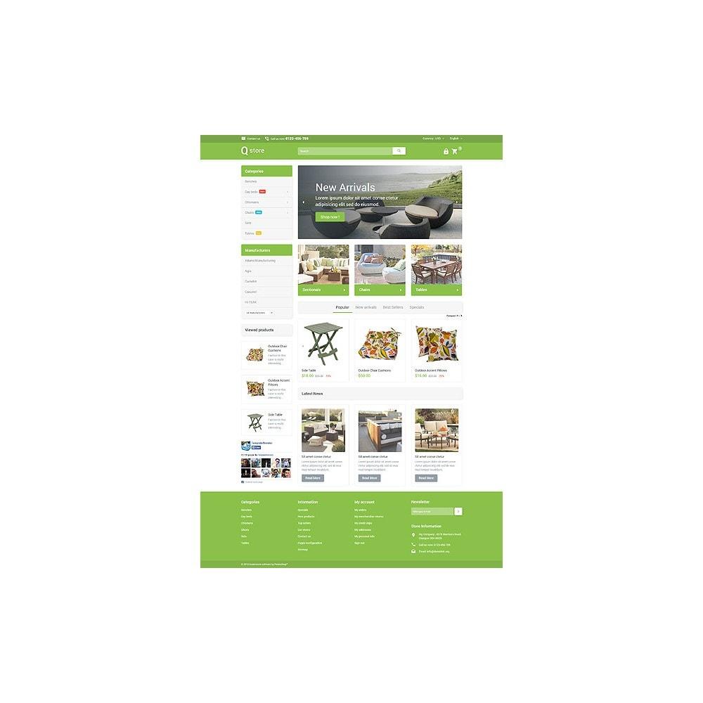 theme - Art & Culture - Garden Furniture - 10