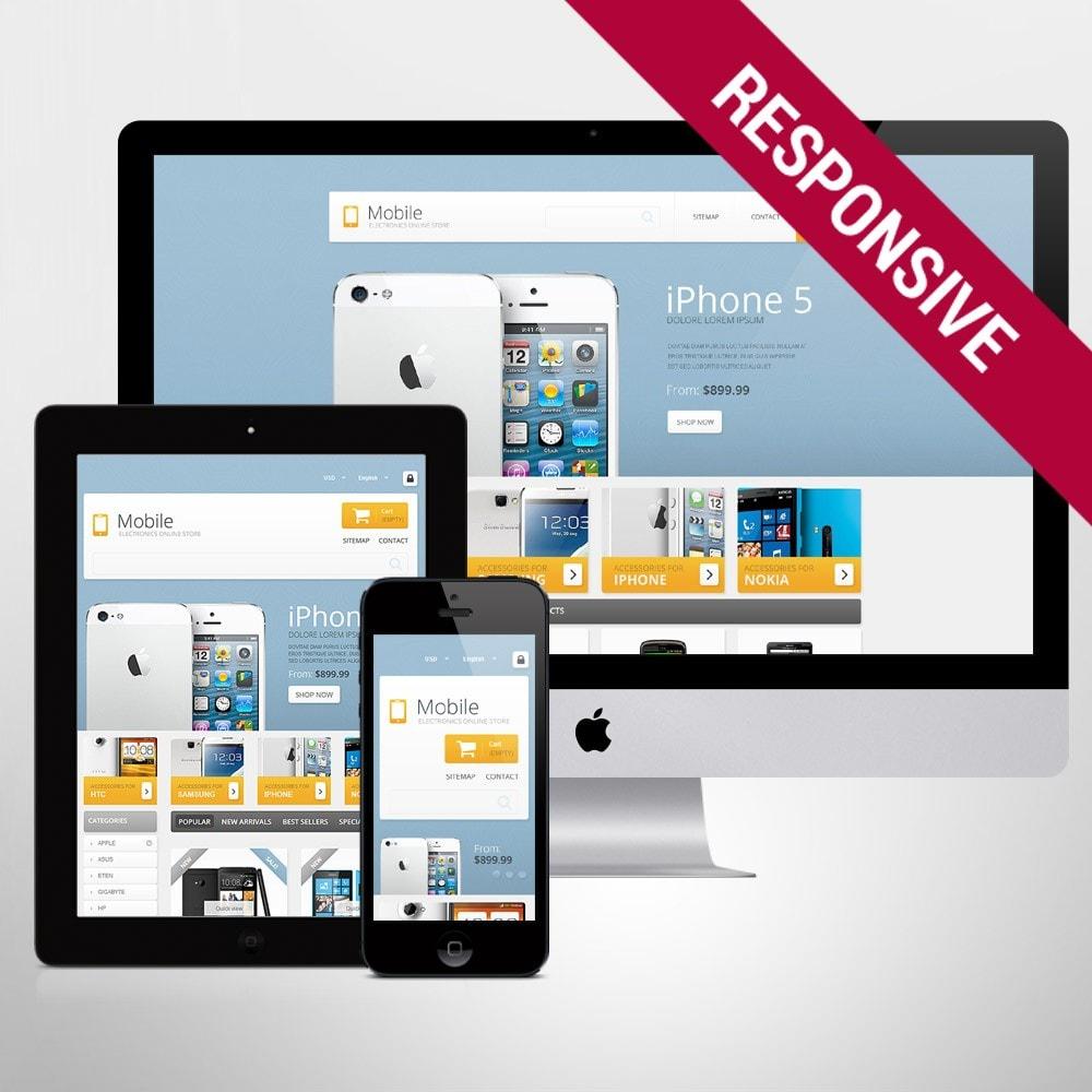 theme - Electrónica e High Tech - Mobile - Electronics Store - 1