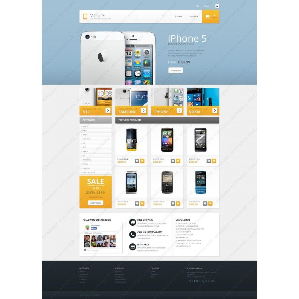 theme - Electrónica e High Tech - Mobile - Electronics Store - 3