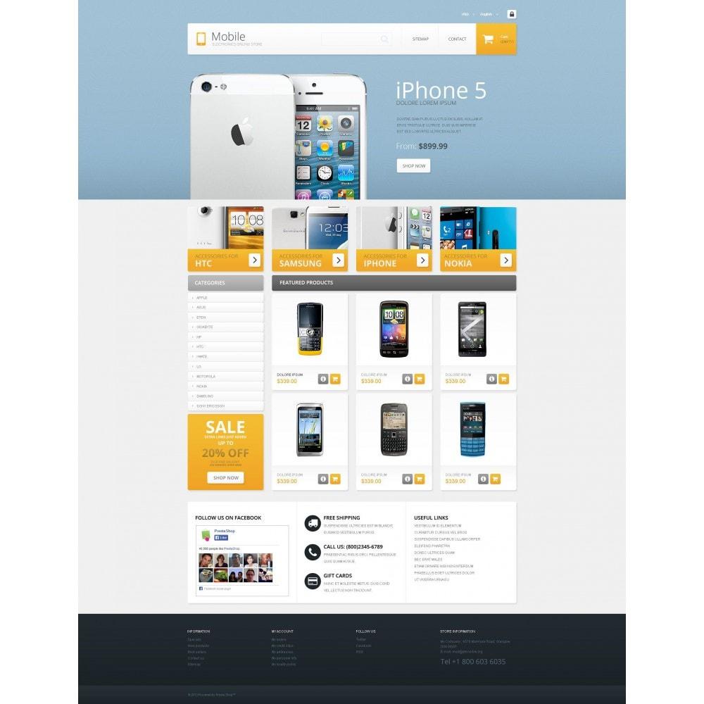 theme - Electrónica e High Tech - Mobile - Electronics Store - 4
