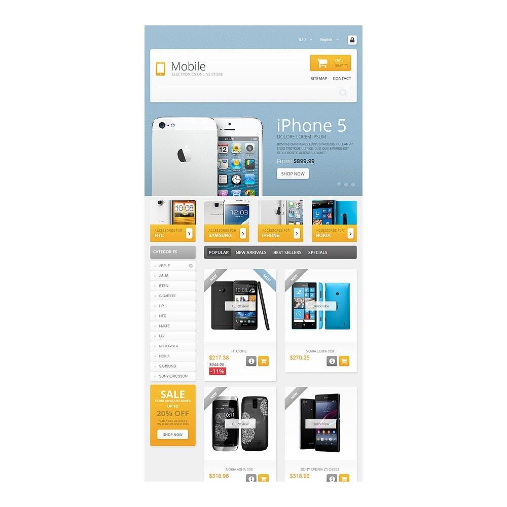theme - Electrónica e High Tech - Mobile - Electronics Store - 7