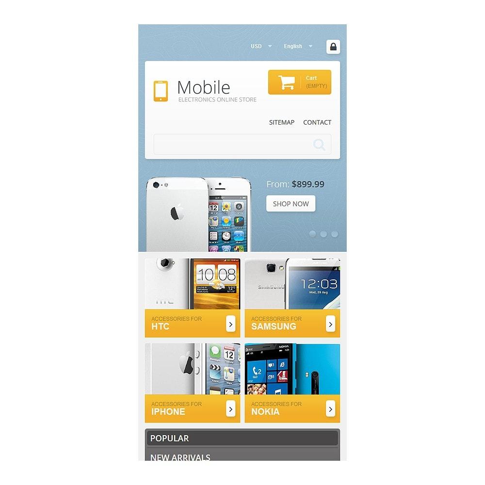 theme - Electrónica e High Tech - Mobile - Electronics Store - 8