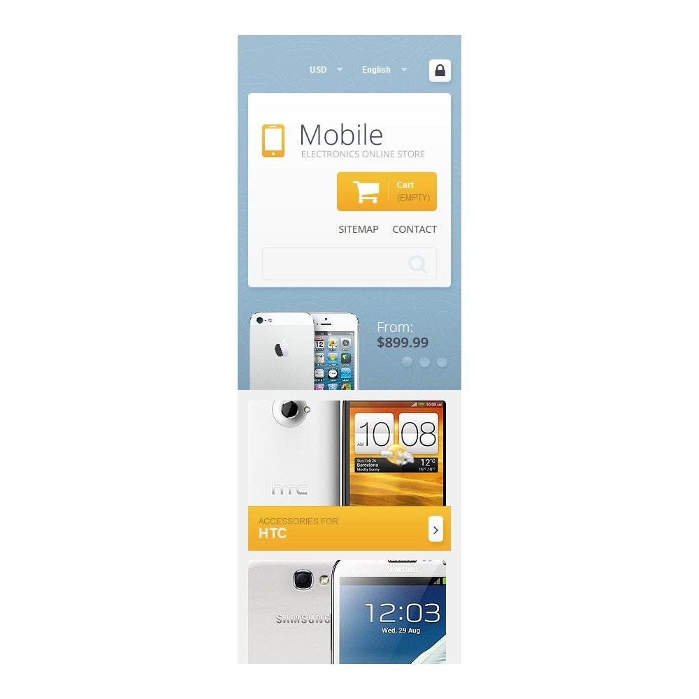 theme - Electrónica e High Tech - Mobile - Electronics Store - 9