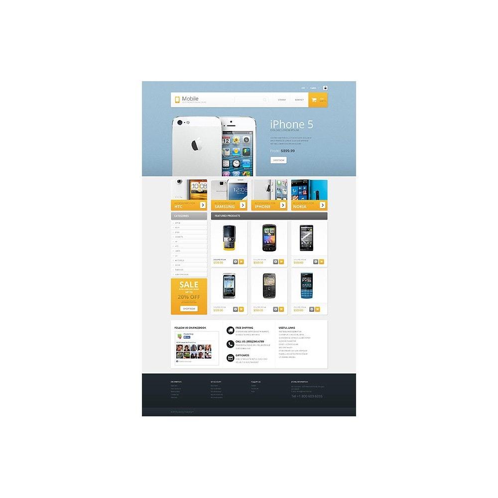theme - Electrónica e High Tech - Mobile - Electronics Store - 10