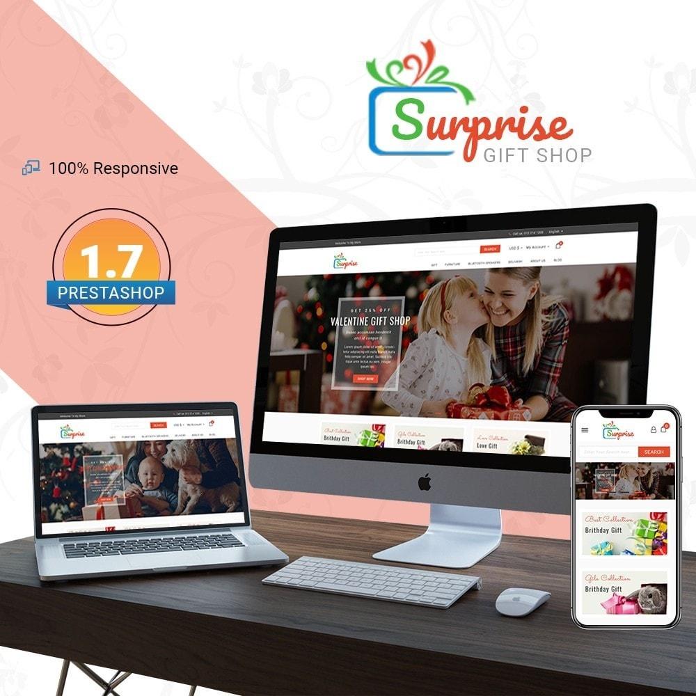 theme - Prezenty, Kwiaty & Uroczystości - Surprise - Gift Store - 1
