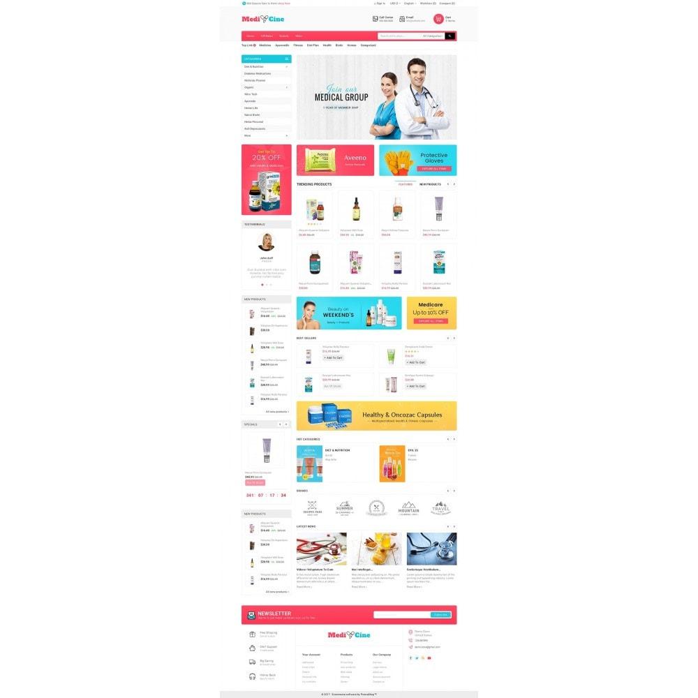 theme - Salud y Belleza - Medicine Mega Store - 3