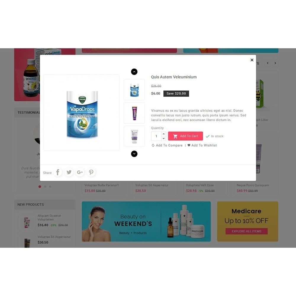 theme - Salud y Belleza - Medicine Mega Store - 9