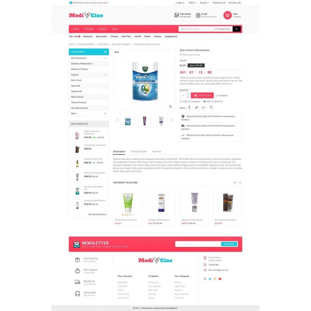 theme - Gesundheit & Schönheit - Medicine Mega Store - 6