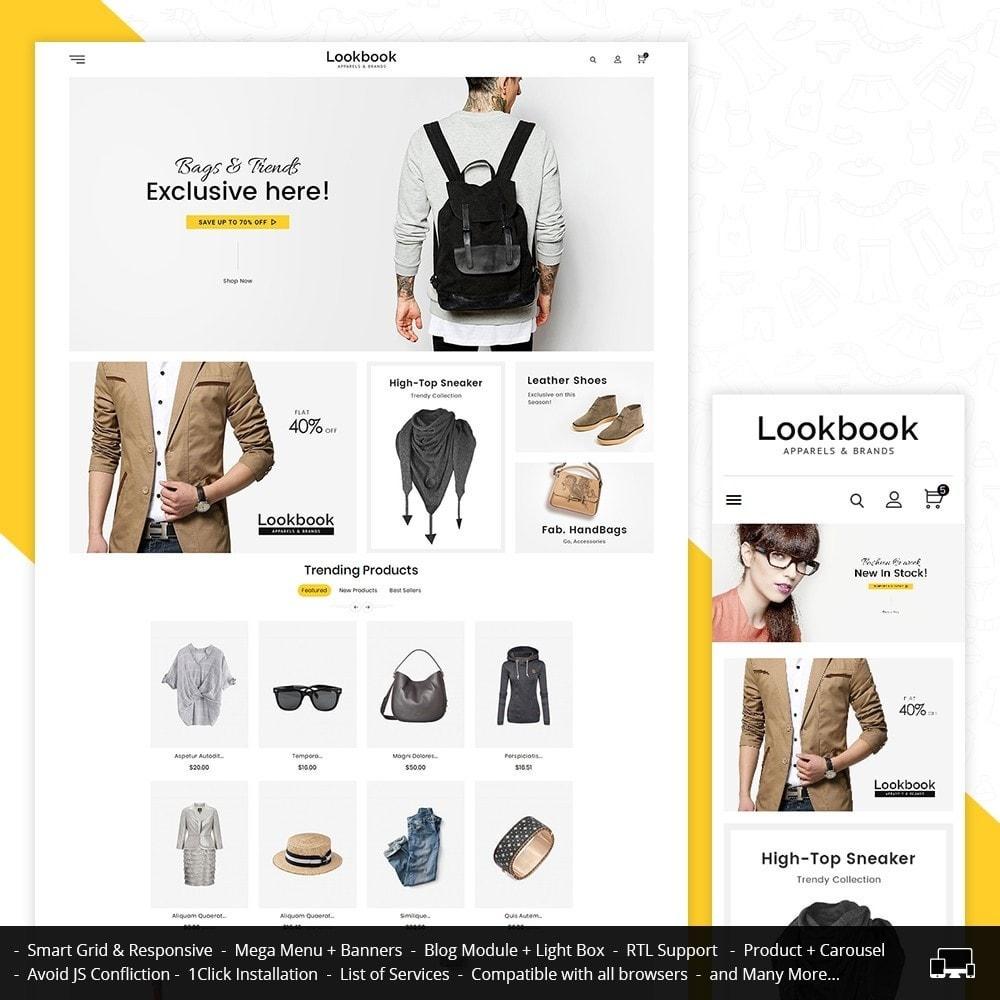 theme - Moda y Calzado - Lookbook Fashion - 2