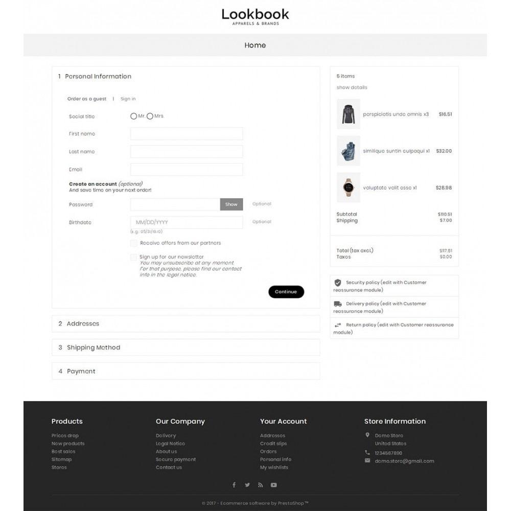 theme - Moda y Calzado - Lookbook Fashion - 8