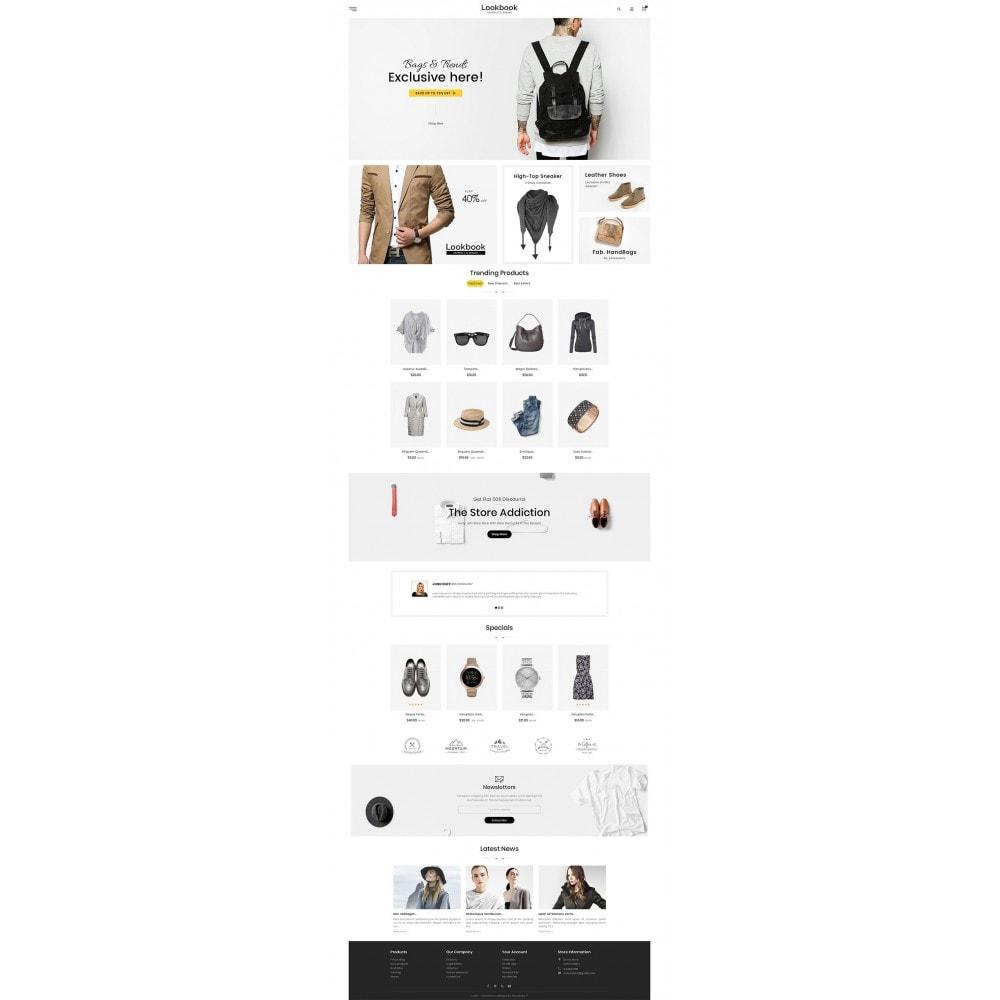 theme - Moda & Calzature - Lookbook Fashion - 3