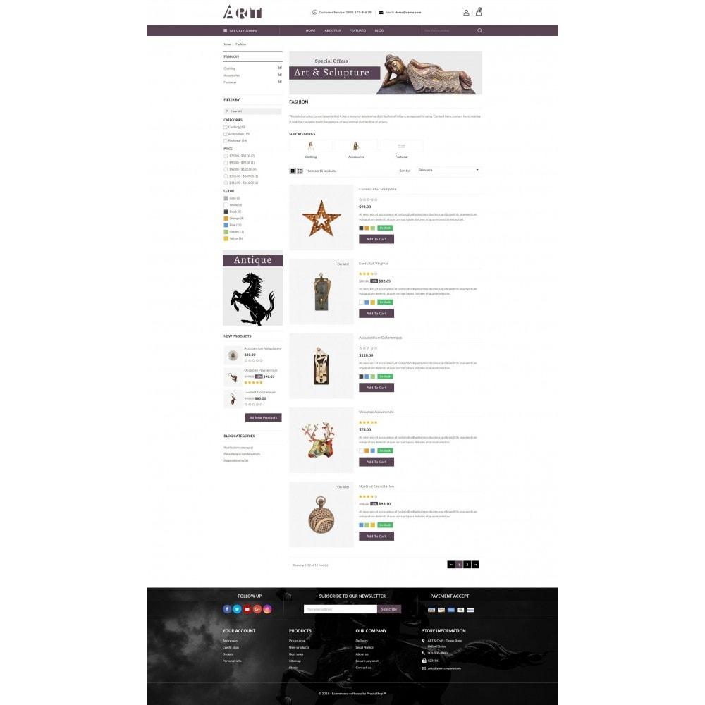 theme - Art & Culture - ART Store - 4