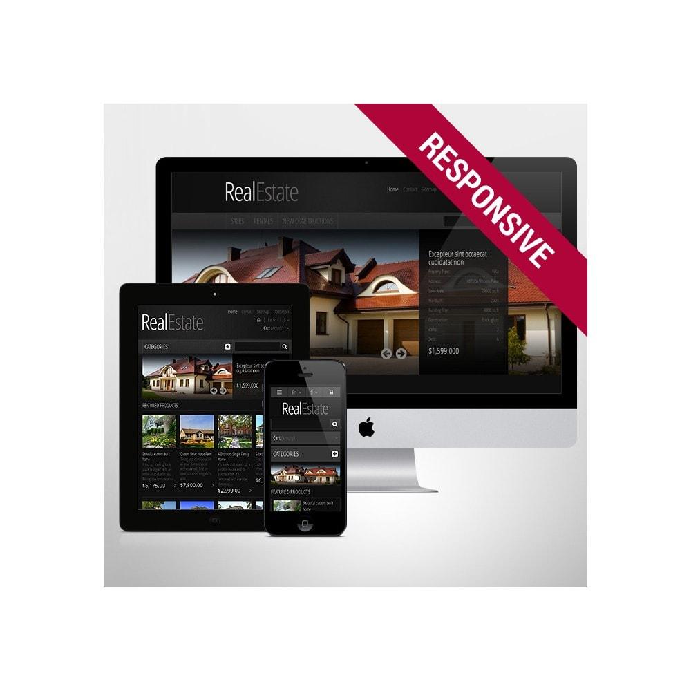 theme - PrestaShop Themen - Responsive Real Estate Store - 1