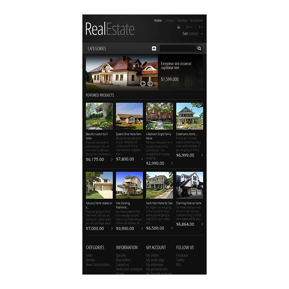 theme - PrestaShop Themen - Responsive Real Estate Store - 7