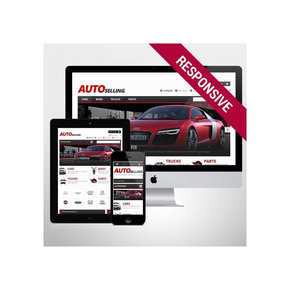 theme - Automotive & Cars - Auto Sale - 1