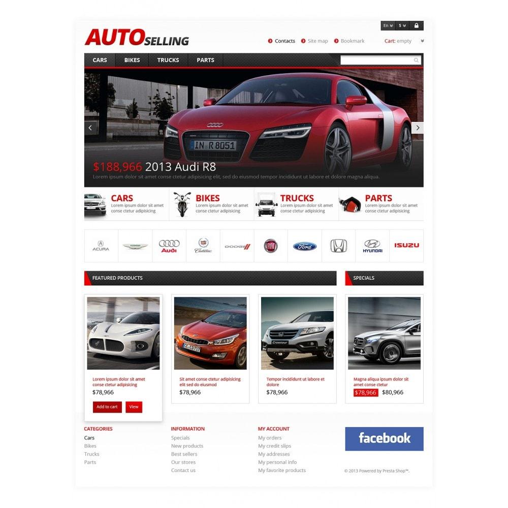 theme - Automotive & Cars - Auto Sale - 2