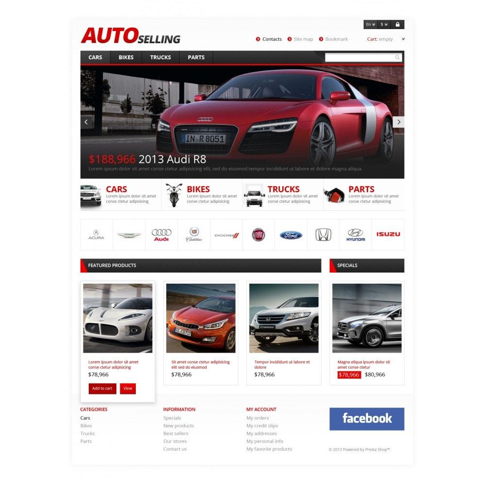 theme - Automotive & Cars - Auto Sale - 4