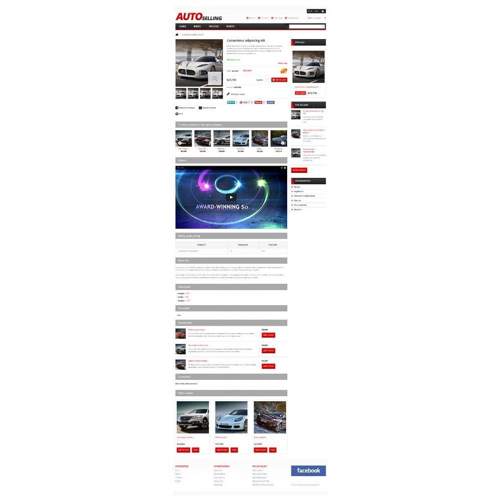 theme - Automotive & Cars - Auto Sale - 6