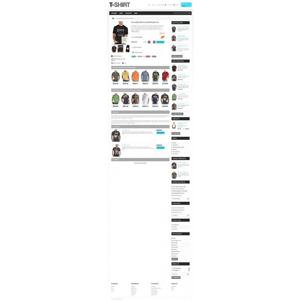 theme - Moda & Obuwie - T-Shirts for You - 6