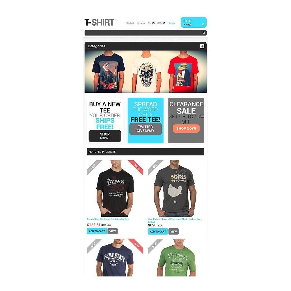 theme - Moda & Obuwie - T-Shirts for You - 7