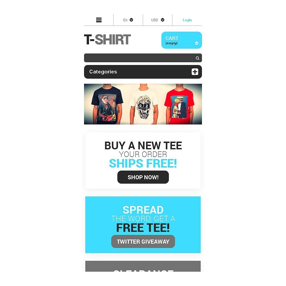 theme - Moda & Obuwie - T-Shirts for You - 8