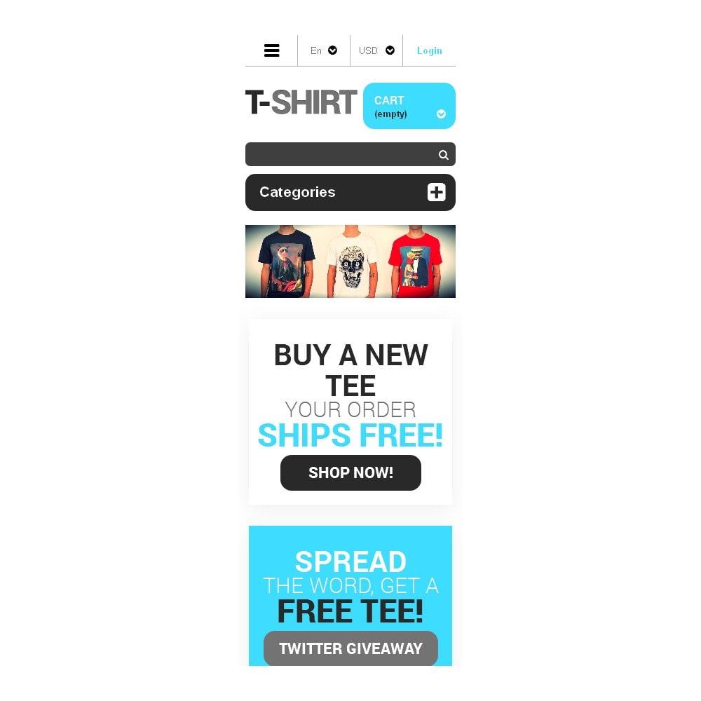 theme - Moda & Obuwie - T-Shirts for You - 9