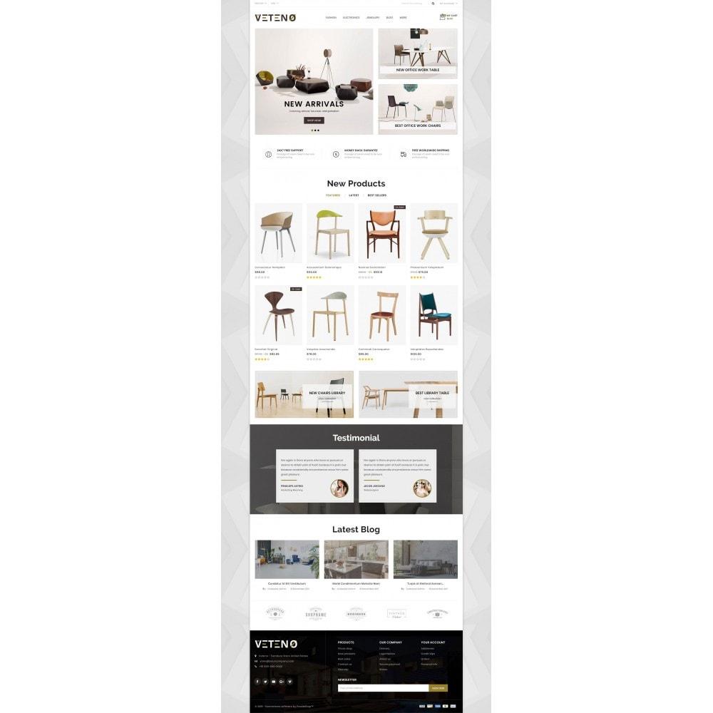 theme - Hogar y Jardín - Veteno - Furniture Store - 2