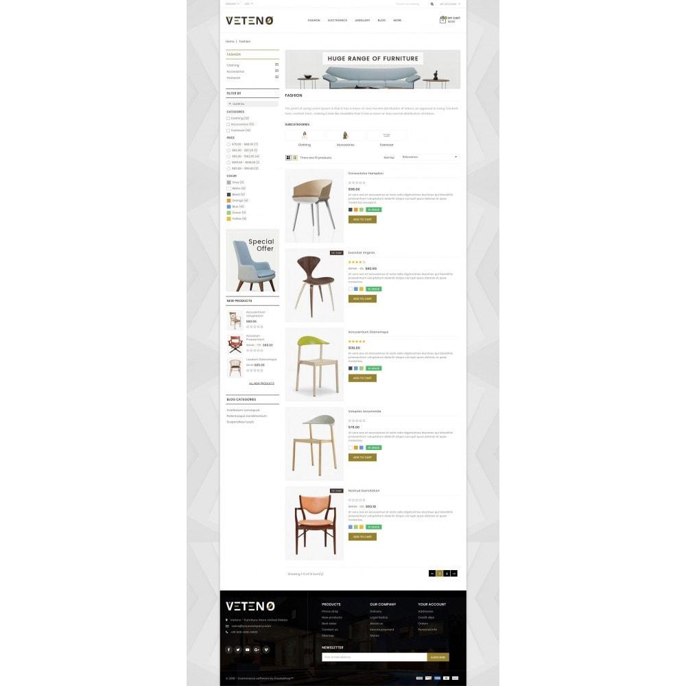 theme - Hogar y Jardín - Veteno - Furniture Store - 4