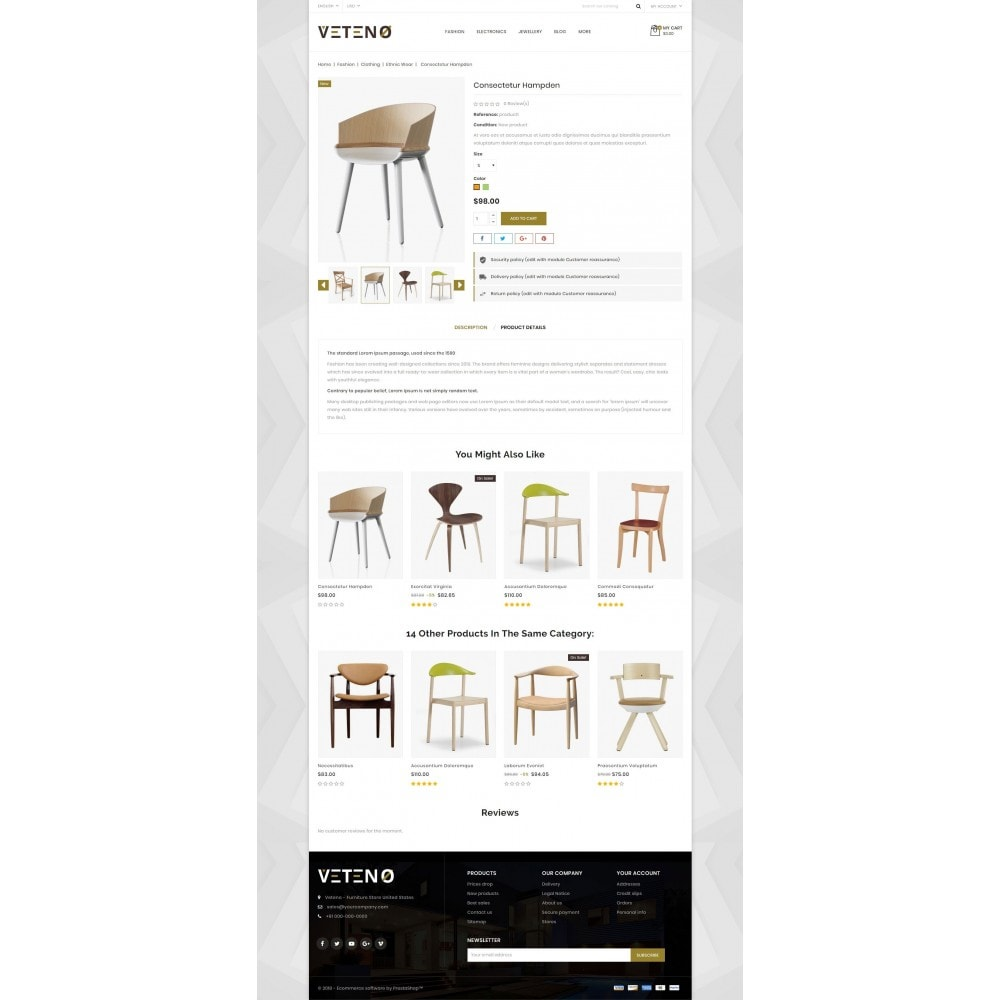 theme - Dom & Ogród - Veteno - Furniture Store - 5
