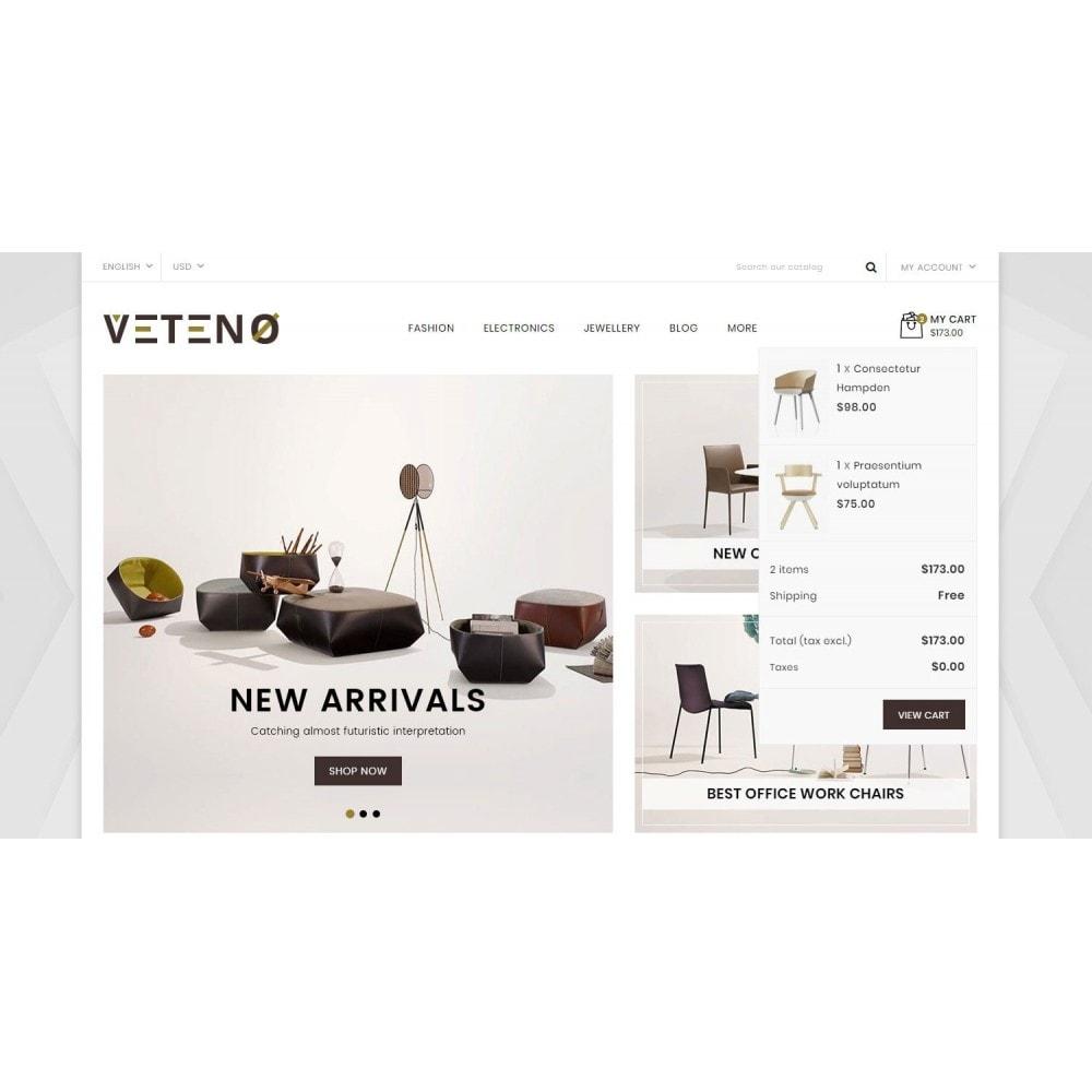 theme - Hogar y Jardín - Veteno - Furniture Store - 6