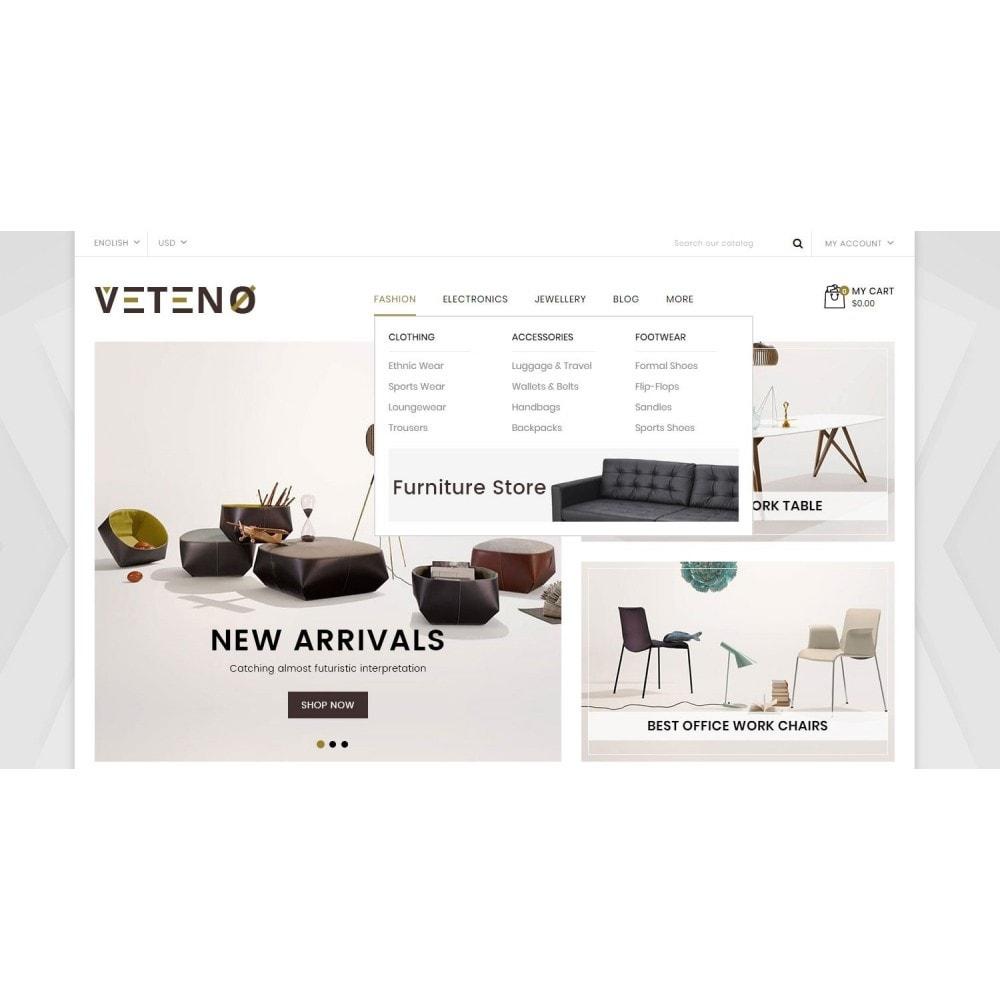 theme - Hogar y Jardín - Veteno - Furniture Store - 8