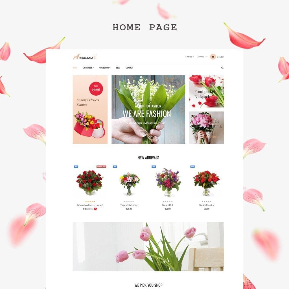 theme - Geschenke, Blumen & Feiern - Leo Aromatic - 2