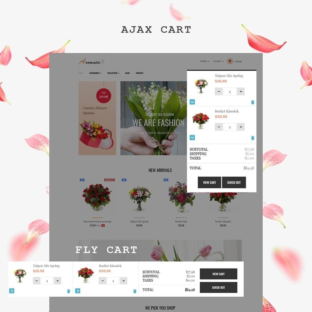 theme - Geschenke, Blumen & Feiern - Leo Aromatic - 3