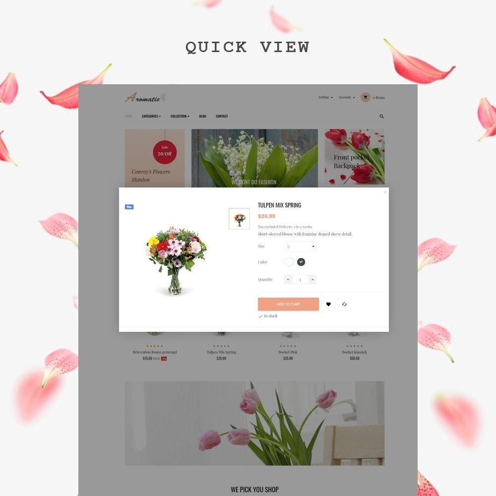 theme - Geschenke, Blumen & Feiern - Leo Aromatic - 4