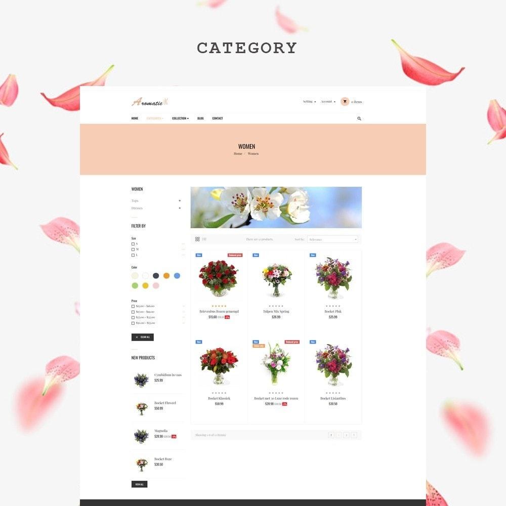 theme - Geschenke, Blumen & Feiern - Leo Aromatic - 5