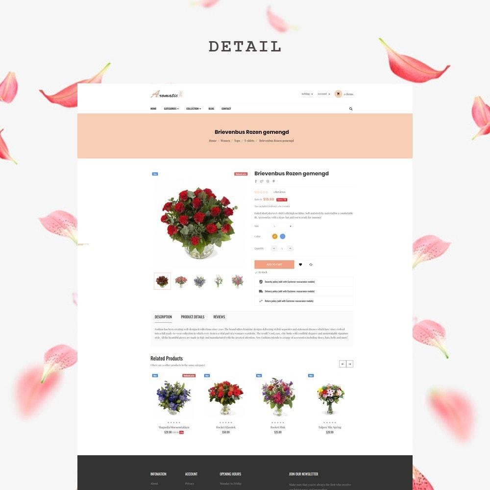 theme - Geschenke, Blumen & Feiern - Leo Aromatic - 6