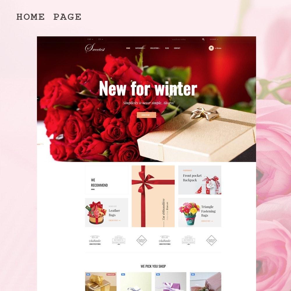 theme - Cadeaux, Fleurs et Fêtes - Leo Sweetest - 2
