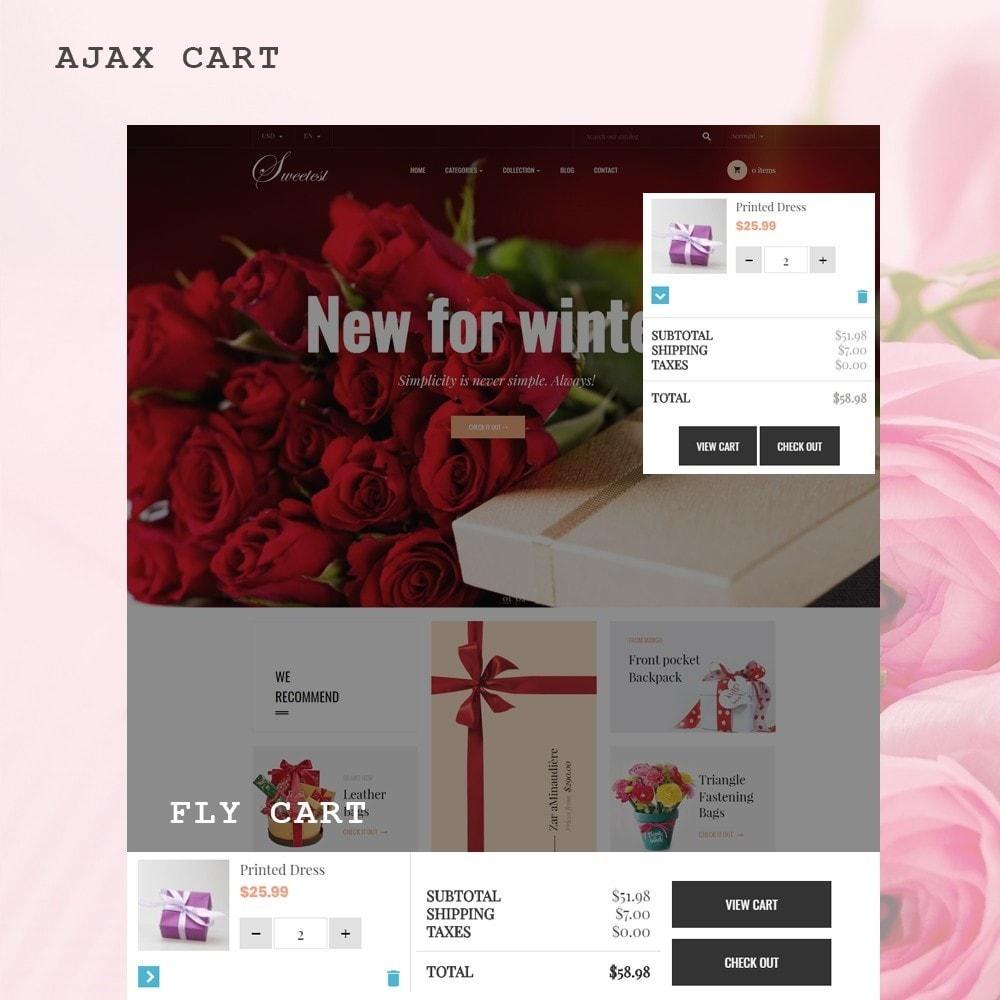 theme - Cadeaux, Fleurs et Fêtes - Leo Sweetest - 3