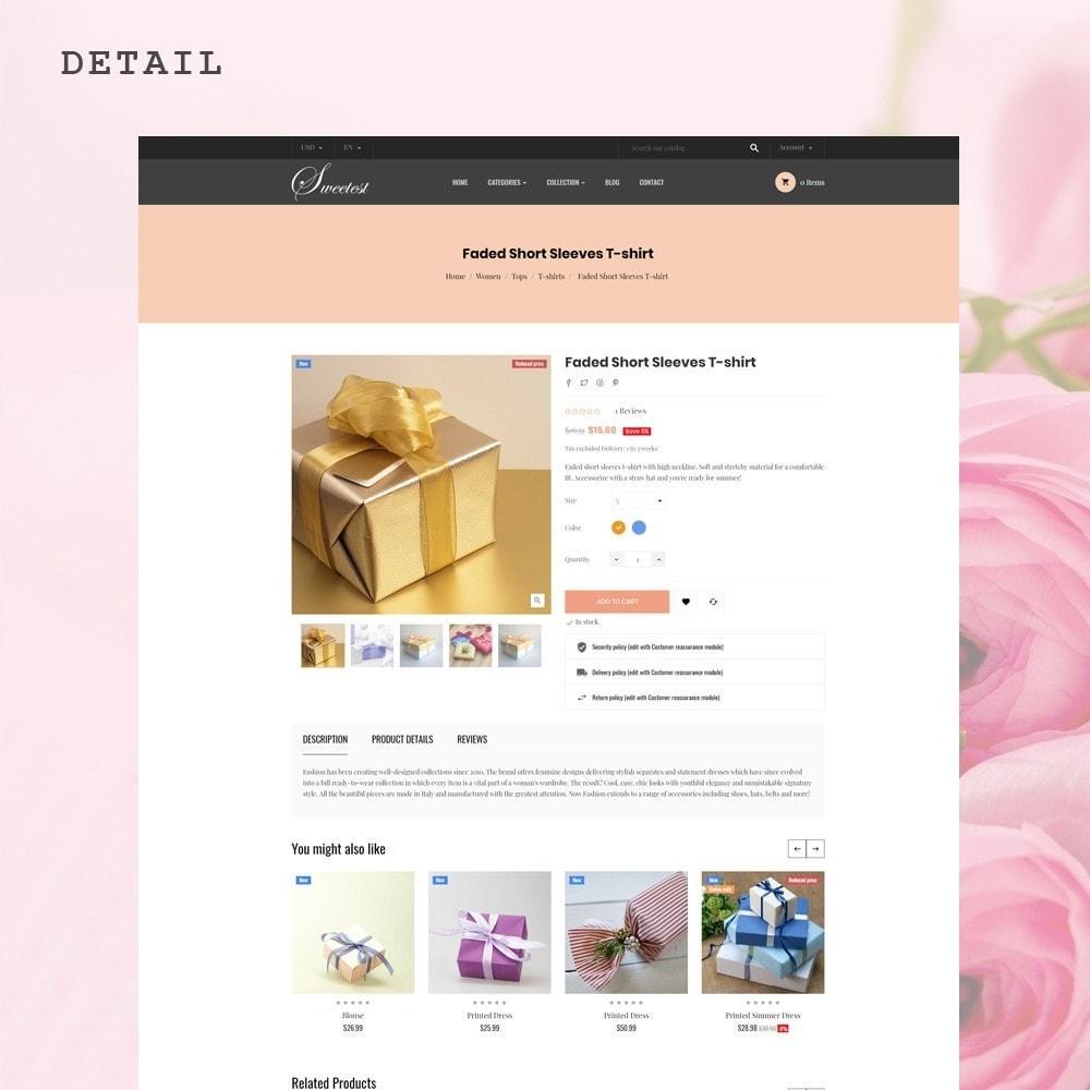 theme - Cadeaux, Fleurs et Fêtes - Leo Sweetest - 6