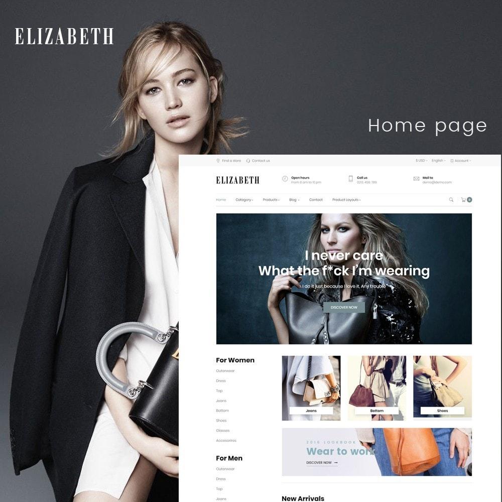 theme - Mode & Schoenen - Leo Elizabeth - 1