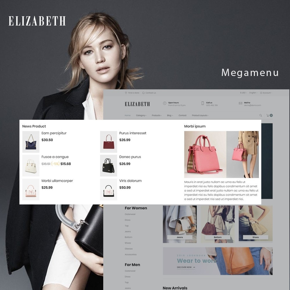 theme - Mode & Schoenen - Leo Elizabeth - 4