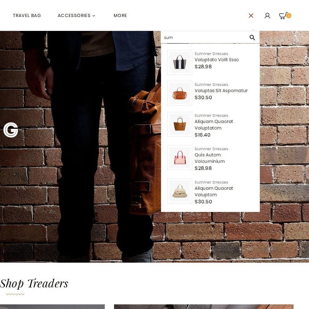 theme - Moda & Calzature - Leather Bag Crafts - 10