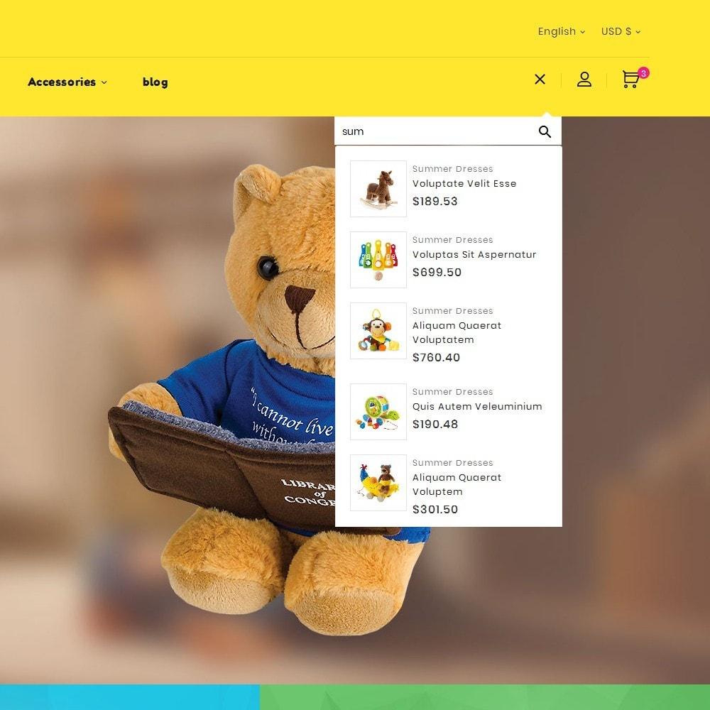 theme - Niños y Juguetes - Kids Toy Club - 11
