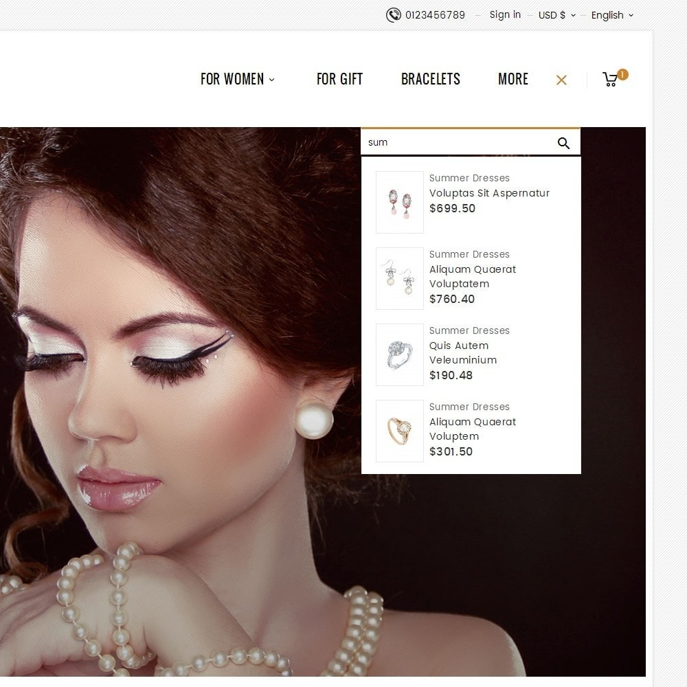 theme - Bellezza & Gioielli - Jewelry Art - 10