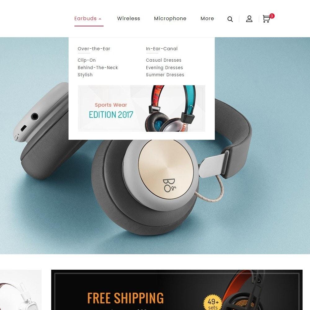 theme - Electrónica e High Tech - Headphone Store - 10